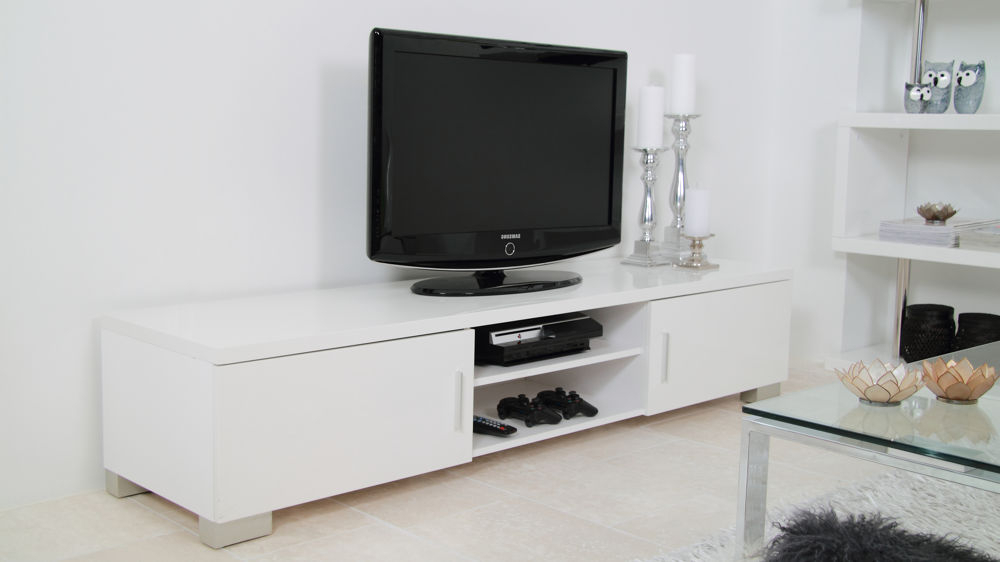 Throughout Gloss Tv Stands (View 5 of 20)