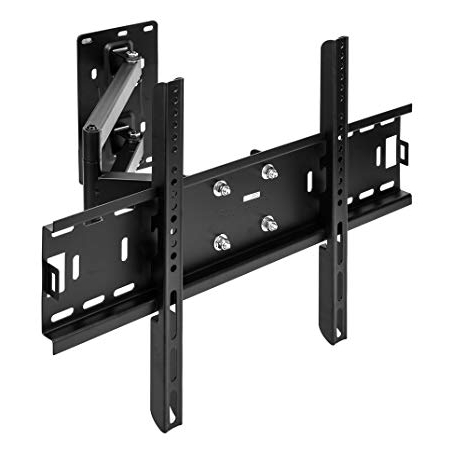 Tilted Wall Mount For Tv Intended For Famous Amazon: Sunydeal Black Tilting Wall Mount Bracket For Sony 40 (Gallery 6 of 20)