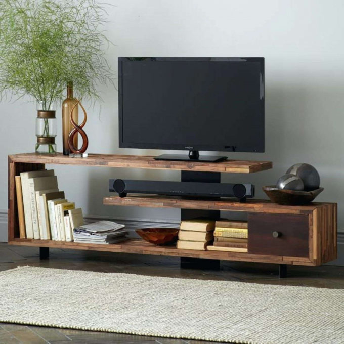 Tips & Ideas: Awesome Unique Tv Stands Your Home Design With Regard To Most Up To Date Unique Tv Stands (View 3 of 20)