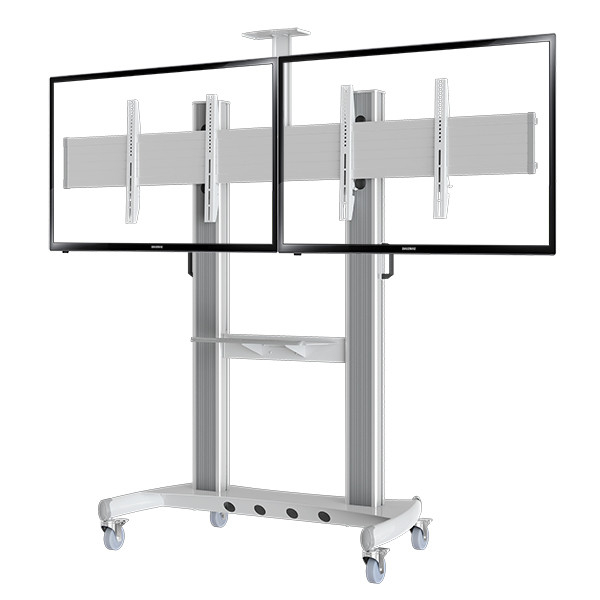 Tono Ofs 70d Dual Tv Stand – Audioshop Intended For Trendy Dual Tv Stands (View 18 of 20)