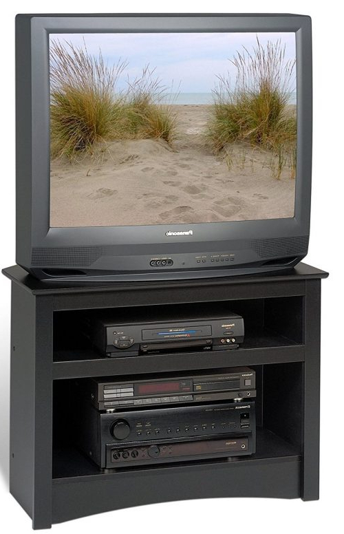 Top 10 Best Corner Tv Stands In 2019 Reviews Within Best And Newest Black Corner Tv Stands For Tvs Up To  (View 17 of 20)