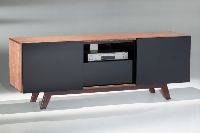 """Trendy 70"""" Modern Tv Stand Media Console For Flat Screen And Audio Video For Modern Tv Stands For Flat Screens (View 9 of 20)"""