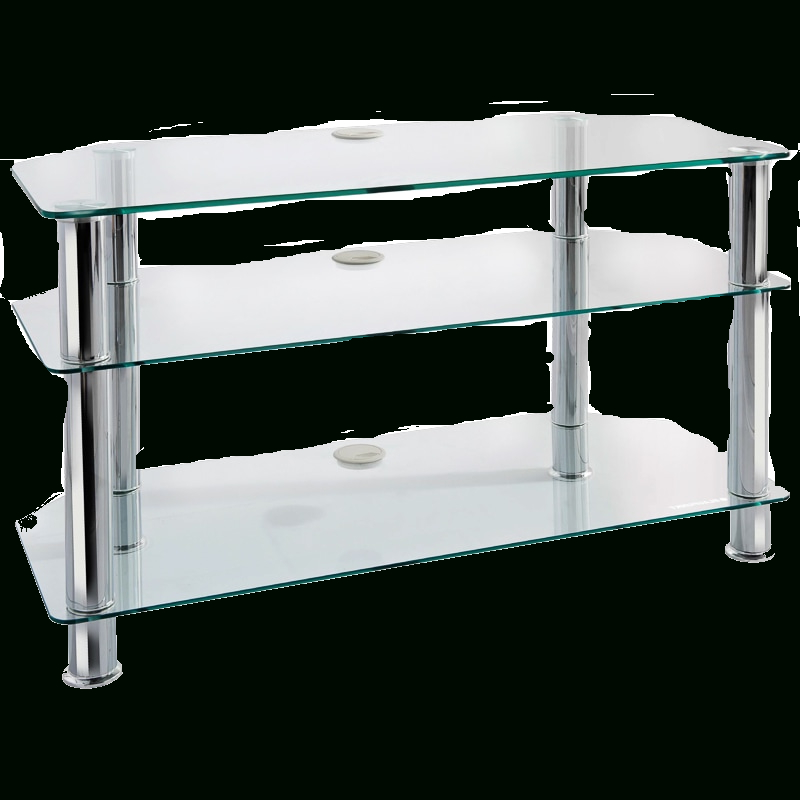 Trendy Clear Glass Tv Stand Inside Clear Glass Tv Stand – Online Shop (View 3 of 20)