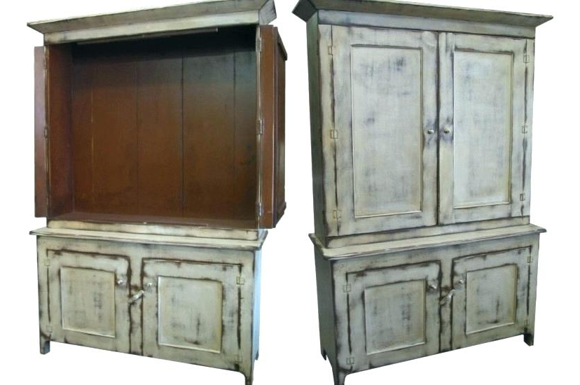 Trendy French Country Tv Stands Regarding French Country Tv Stand – Propertyregistration (Gallery 18 of 20)