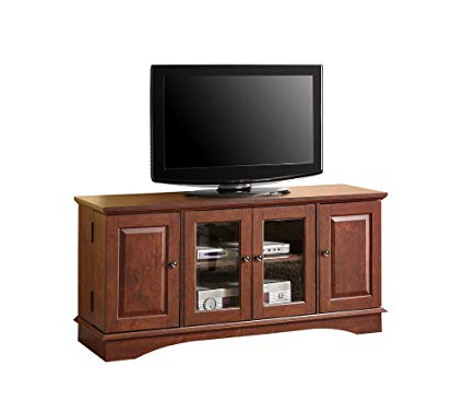 "Trendy Home Loft Concept Tv Stands Within Amazon: Home Loft Concept Wlk1231 52"" Tv Stand: Home & Kitchen (View 7 of 20)"