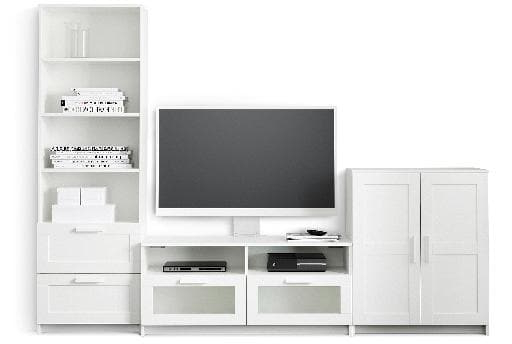 Trendy Ikea Built In Tv Cabinets Intended For Tv Storage Units & Tv Wall Units (View 16 of 20)