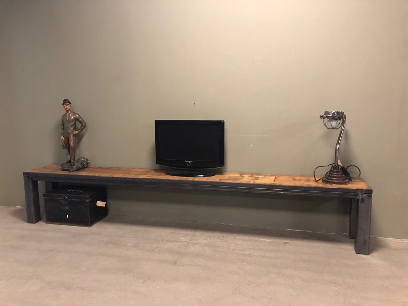 Trendy Itsthat » Industrial Long Tv Stand Regarding Long Tv Stands (Gallery 20 of 20)