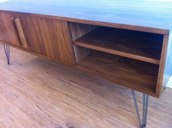 Trendy Kasse Tv Stand With Hairpin Legs (Gallery 18 of 20)