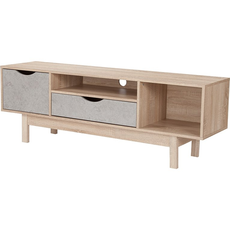 Trendy Light Colored Tv Stands With Regard To Light Brown Tv Stand (View 19 of 20)