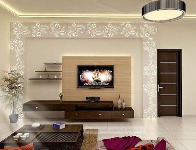 Trendy Living Room Tv Cabinets Inside Modern Tv Cabinets Designs 2018 2019 For Living Room Interior Walls (Gallery 3 of 20)