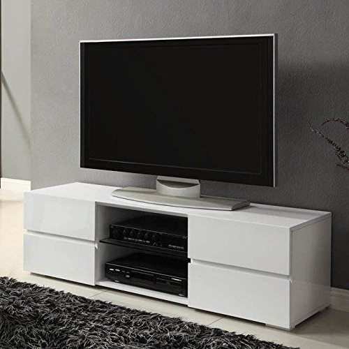 Trendy Modern Tv Entertainment Centers Within Modern Tv Stand Media Entertainment Center Console Cabinet Drawers (View 12 of 20)