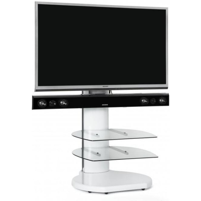 Trendy Off Wall Tv Stands Inside Off The Wall Sound Bar Bracket For Origin & Motion Tv Stands (View 18 of 20)