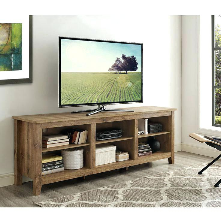 Trendy Open Shelf Tv Stands Pertaining To Open Shelf Tv Stand Cabinet And Stand Ideas Open Shelf (Gallery 2 of 20)