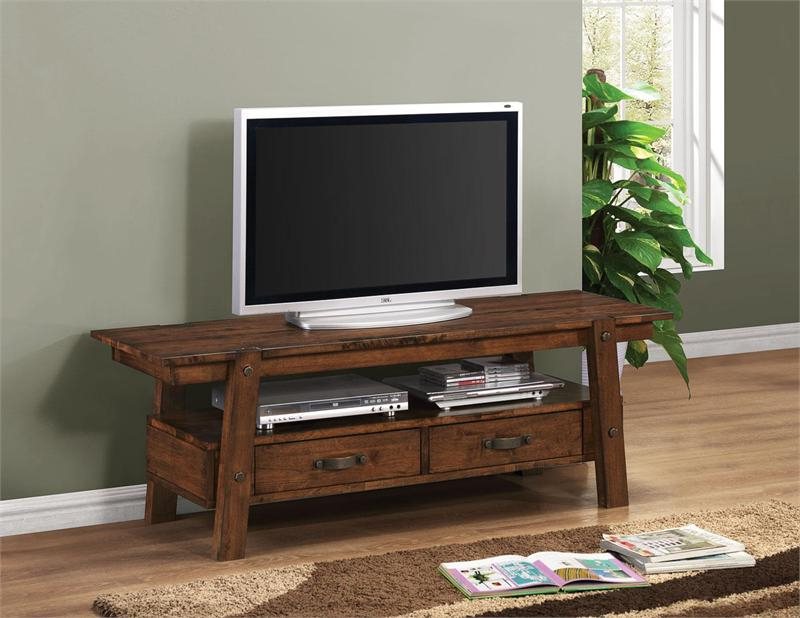 Trendy Shelf Diy: Next Wooden Tv Stand Within Dark Wood Tv Stands (View 18 of 20)
