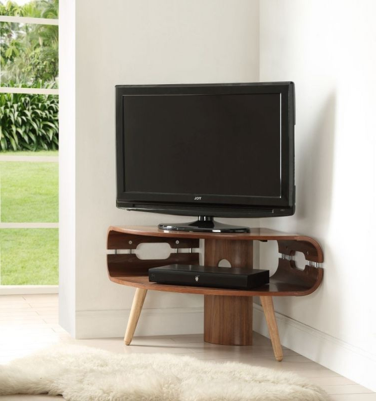 Trendy Small Corner Tv Stands With Jual Walnut Corner Tv Stand Jf701 (Gallery 20 of 20)