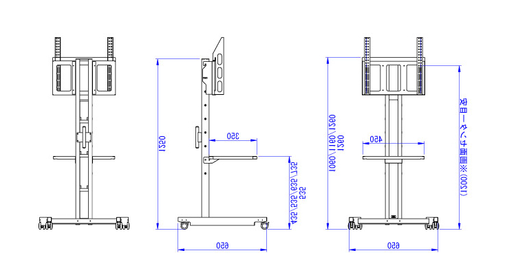 Trendy Telly Tv Stands In Telshop Japan: Stands Biz Stand / Bs 3247 For The Sds S D S / Tv (View 15 of 20)