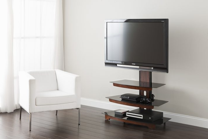Trendy Tv Stands With Regard To Well Known Television Cabinets Tv Stands With Mount Small For Bedroom Tall Ikea (View 19 of 20)