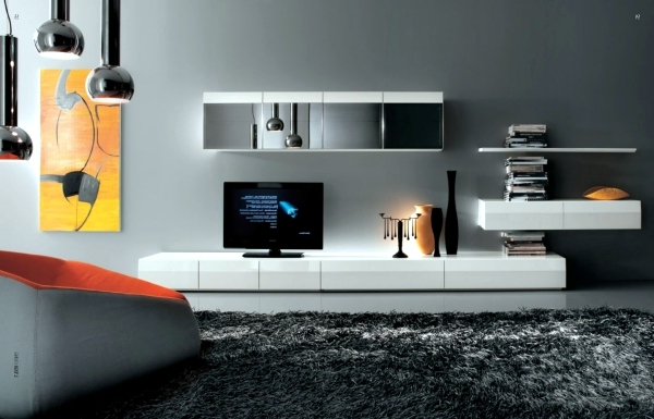 Trendy Tv Stands With Well Liked Tv Furniture For Living Room In A Trendy Look – 20 Design Ideas (Gallery 11 of 20)