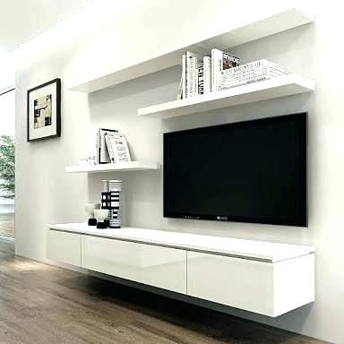 Trendy Wall Mounted Tv Cabinets For Flat Screens For Wall Mounted Tv Cabinet With Doors Wall Mount Cabinet Units Floating (View 11 of 20)