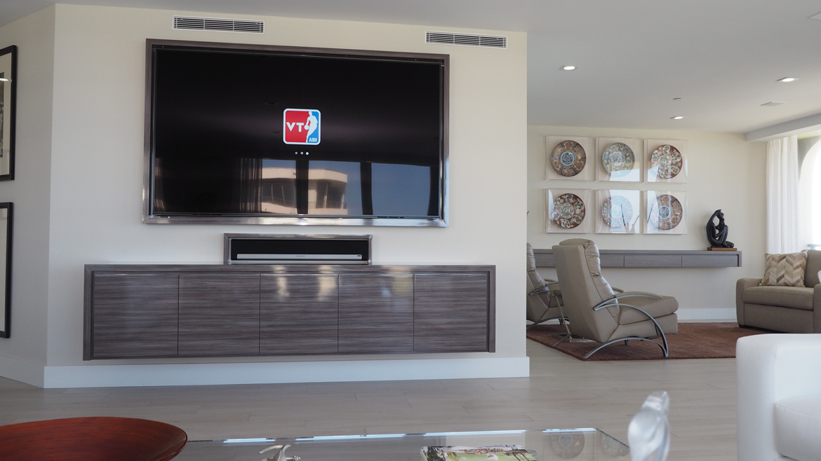 True To Form Design Within Well Known Contemporary Tv Wall Units (View 18 of 20)