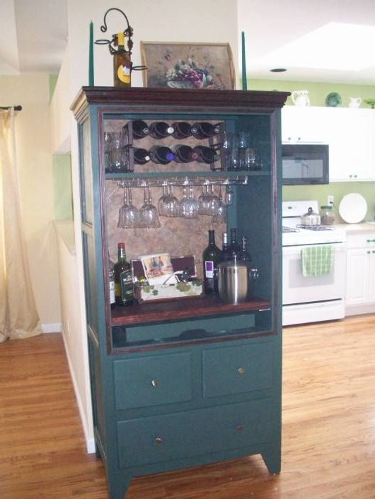 Tv Armoire, Entertainment With Regard To Tv Hutch Cabinets (View 9 of 20)
