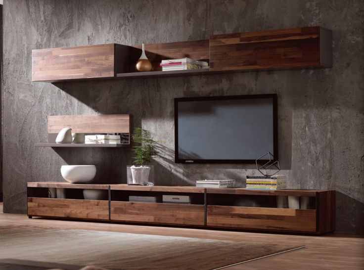 Tv Ca… In Recent Modern Walnut Tv Stands (Gallery 13 of 20)