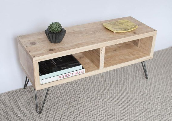 Tv Cabinet In Recycled Wood Tv Stands (View 13 of 20)