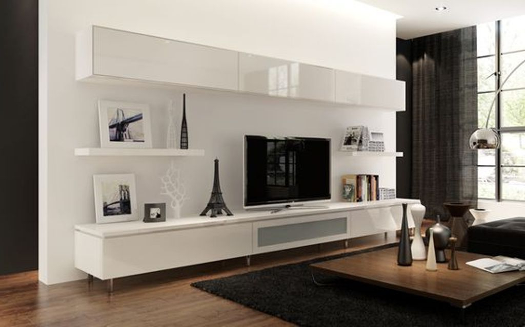 Tv Cabinets And Wall Units For Recent Flat Screens Mounted Flat Screen Wall Mounted Tv Cabinet Wall (View 2 of 20)
