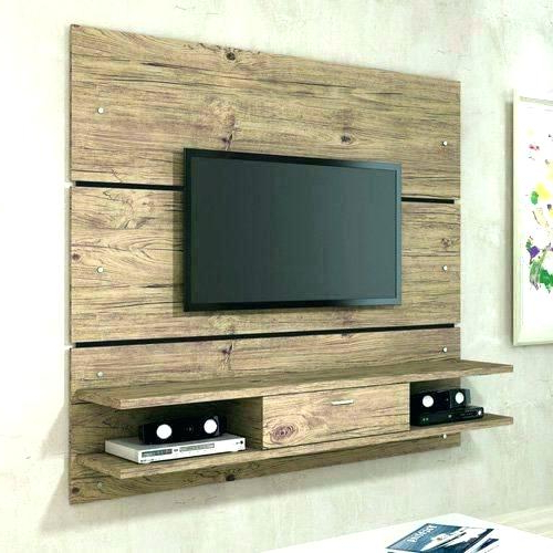 Tv Cabinets And Wall Units Inside Most Current Wall Mounted Flat Screen Tv Cabinet Wall Mount Flat Screen Wall (View 8 of 20)