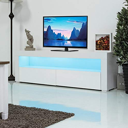 Tv Cabinets For Living Room: Amazon.co (View 18 of 20)