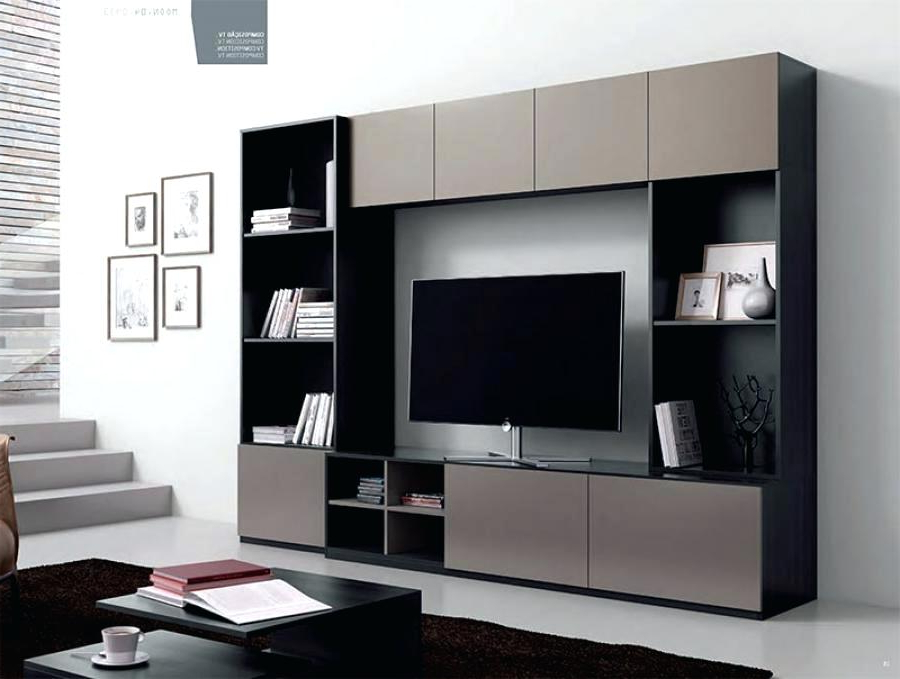 Tv Cabinets With Storage Intended For Well Known Tv Storage – Finzi (View 15 of 20)
