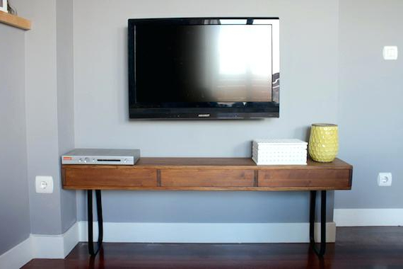 Tv Console Table Metal Wood Console 2 Tv Console Table Ikea Within Well Liked Ikea Tv Console Tables (Gallery 9 of 20)