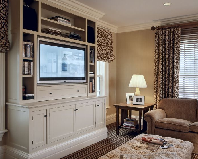 Tv Love ~ What To Do With The With Regard To Most Popular Traditional Tv Cabinets (View 11 of 20)