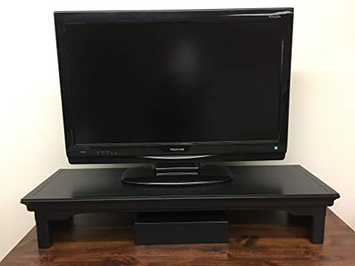 Tv Riser Stand Inside Well Known Amazon: Oak Design Corporation Tv Riser Stand Traditional Style (View 14 of 20)