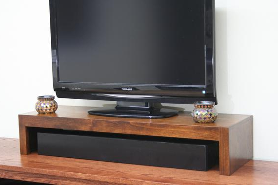 Tv Riser Stand Intended For Popular Led Lcd Tv Riser Stand Laptop Stand Printer Stand In Birch (View 2 of 20)