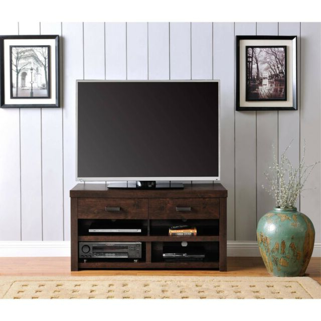 Tv Stand Altra Westbrook 42 Inch 1749196Pcom Living Room Dark Walnut For Favorite Dark Walnut Tv Stands (View 18 of 20)