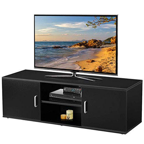 Tv Stand Black: Amazon.co (View 11 of 20)