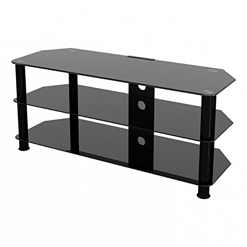 Tv Stand Black: Amazon.co (View 13 of 20)