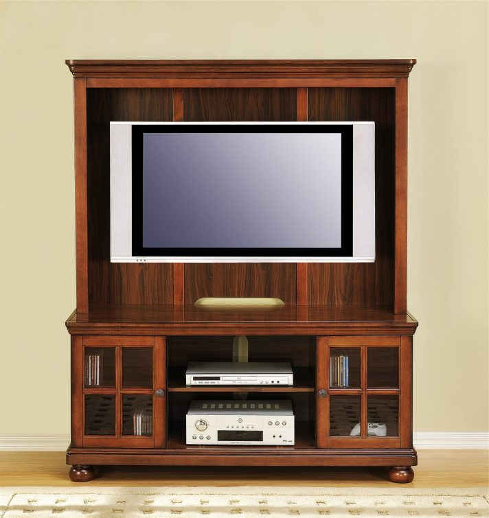 Tv Stand Design Ideas Costco Stands For Flat Screens Home Furniture For Widely Used Wooden Tv Stands For Flat Screens (Gallery 18 of 20)