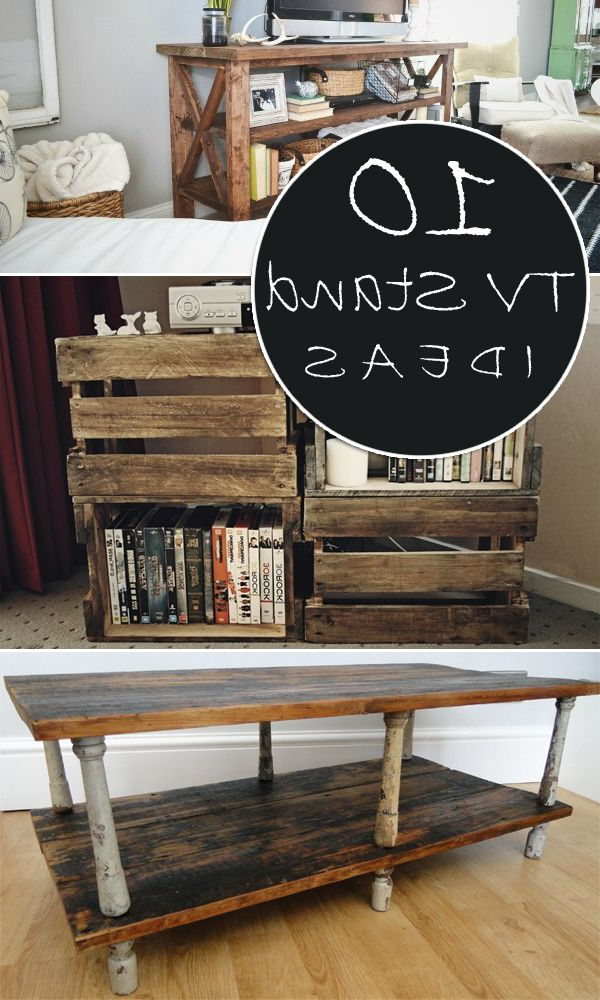 Tv Stand Ideas (Gallery 9 of 20)
