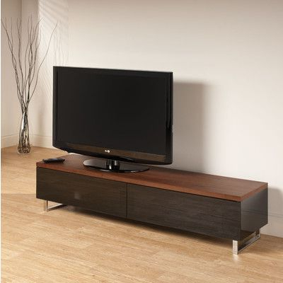 Tv Stand Throughout Techlink Panorama Walnut Tv Stands (Gallery 1 of 20)