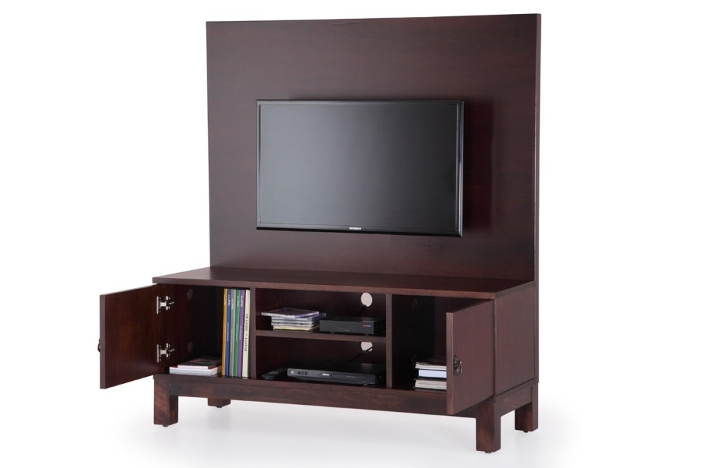 Tv Stand With Back Panel Marvelous 50 Collection Of Tv Stands Ideas In Most Popular Tv Stands With Back Panel (View 7 of 20)