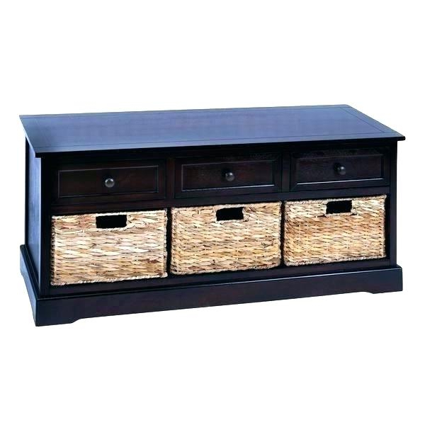 Tv Stand With Baskets – Radiovida (View 6 of 20)