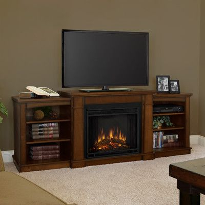 Tv Stand With Fireplace (View 13 of 20)
