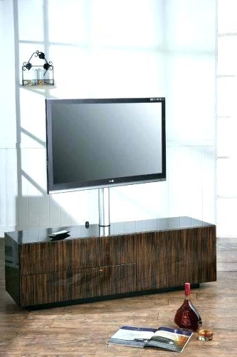 Tv Stand With Swivel Top Black Swivel Stand Stands Swivel Mount Within Famous Tv Stands Swivel Mount (View 16 of 20)