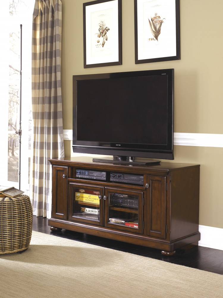 Tv Stands 38 Inches Wide With Newest Porter – Wide Tv Stand (Rta) (View 15 of 20)