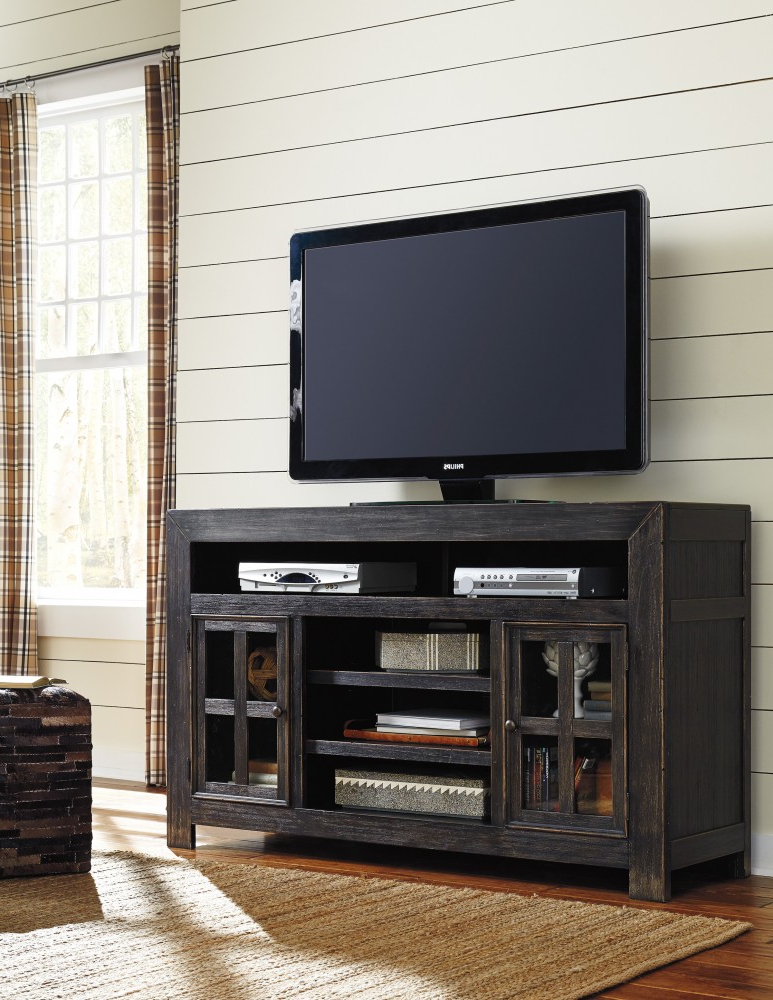 Tv Stands 38 Inches Wide With Well Liked Gavelston – Lg Tv Stand W/fireplace Option (View 15 of 20)