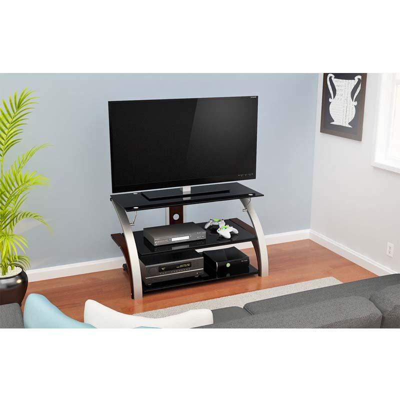 Tv Stands 40 Inches Wide With Well Known Sleek Classic 40 Tv Stand 40 Inch Tv – Furnish Ideas (View 4 of 20)