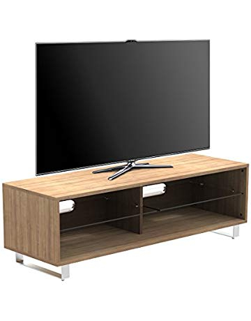Tv Stands: Amazon.co.uk With 2018 Narrow Tv Stands For Flat Screens (Gallery 5 of 20)