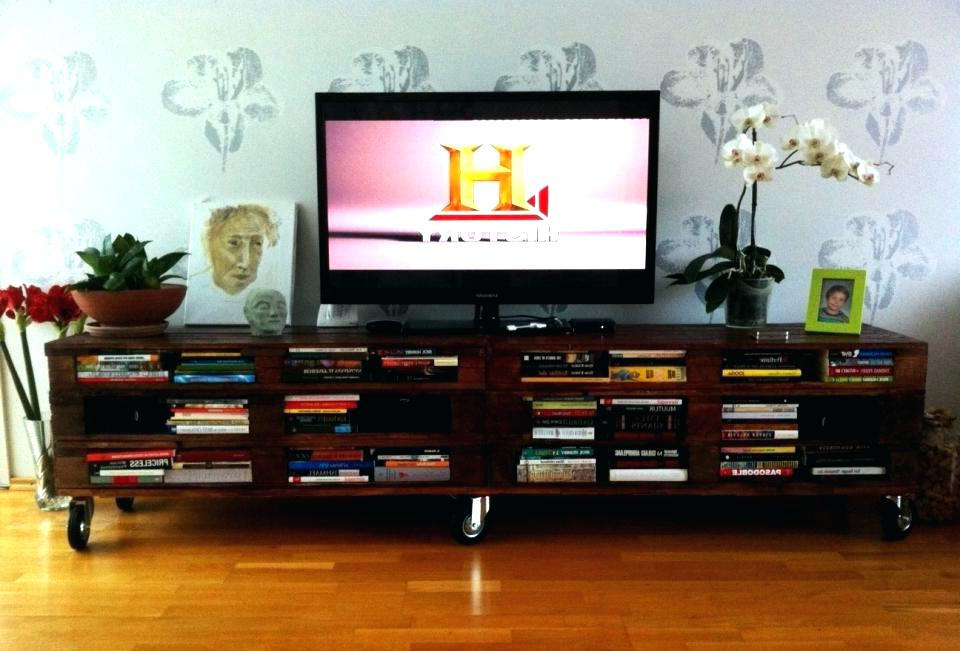 Tv Stands And Bookshelf Pertaining To Well Liked Tv Stand Bookshelf Combo – Gbkpjakpus (Gallery 8 of 20)